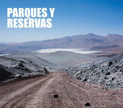 PARQUES Y RESERVAS NATURALES